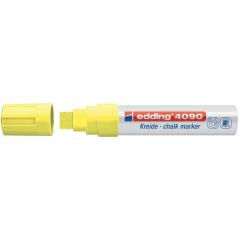 Kreidemarker 4090 4-15mm gelb