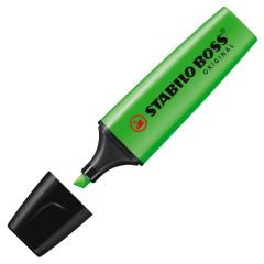 Textmarker Boss grün