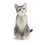13771 Katze sitzend
