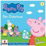 CD Peppa Pig 3: Osterhase