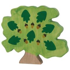 Holztiger Eiche