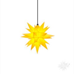 Herrnhuter Stern 40 cm gelb