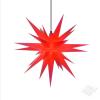 Herrnhuter Stern 40 cm rot