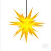 Herrnhuter Stern 68 cm gelb