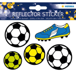 Reflector Sticker Fussball
