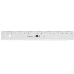 Lineal 16 cm Kunststoff