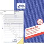 Rechnung A5 Avery 1730 SD
