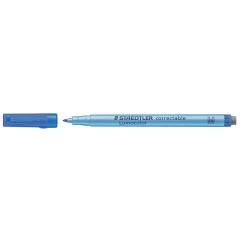 Folienstift  M correctable blau